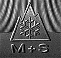 Označenie M+S
