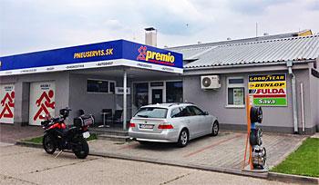 Pneuservis Ivanka pri Dunaji