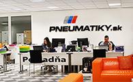 Predajňa Pneumatiky.sk